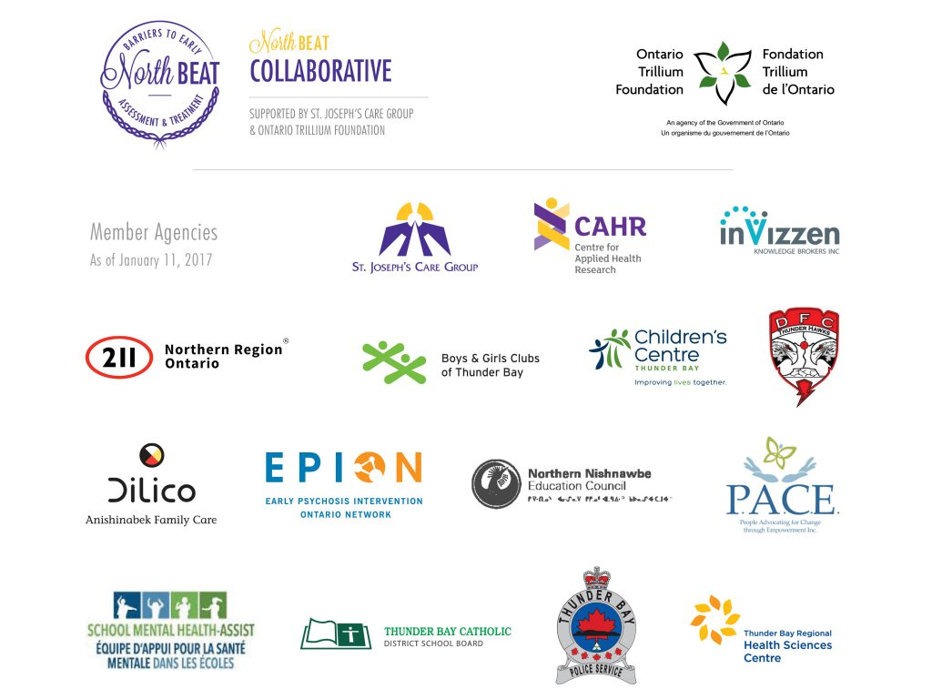 NorthBEAT Collaborative - January 2017 Signed Members of the NorthBEAT Collaborative