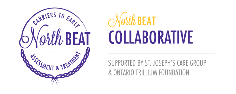 NorthBEAT Collaborative - Supported by St. Joseph's Care Group and Ontario Trillium Foundation Youth Opportunities Fund (2017-21)