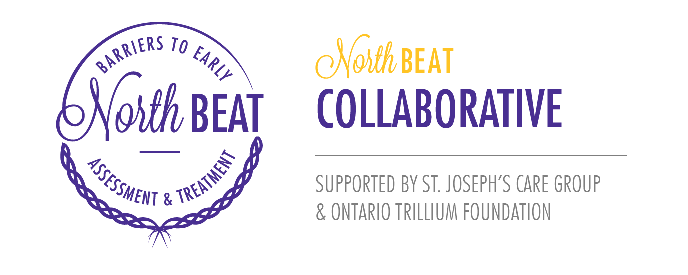 The NorthBEAT Collaborative (2017-21) Supported by CAHR/SJCG and Ontario Trillium Foundation