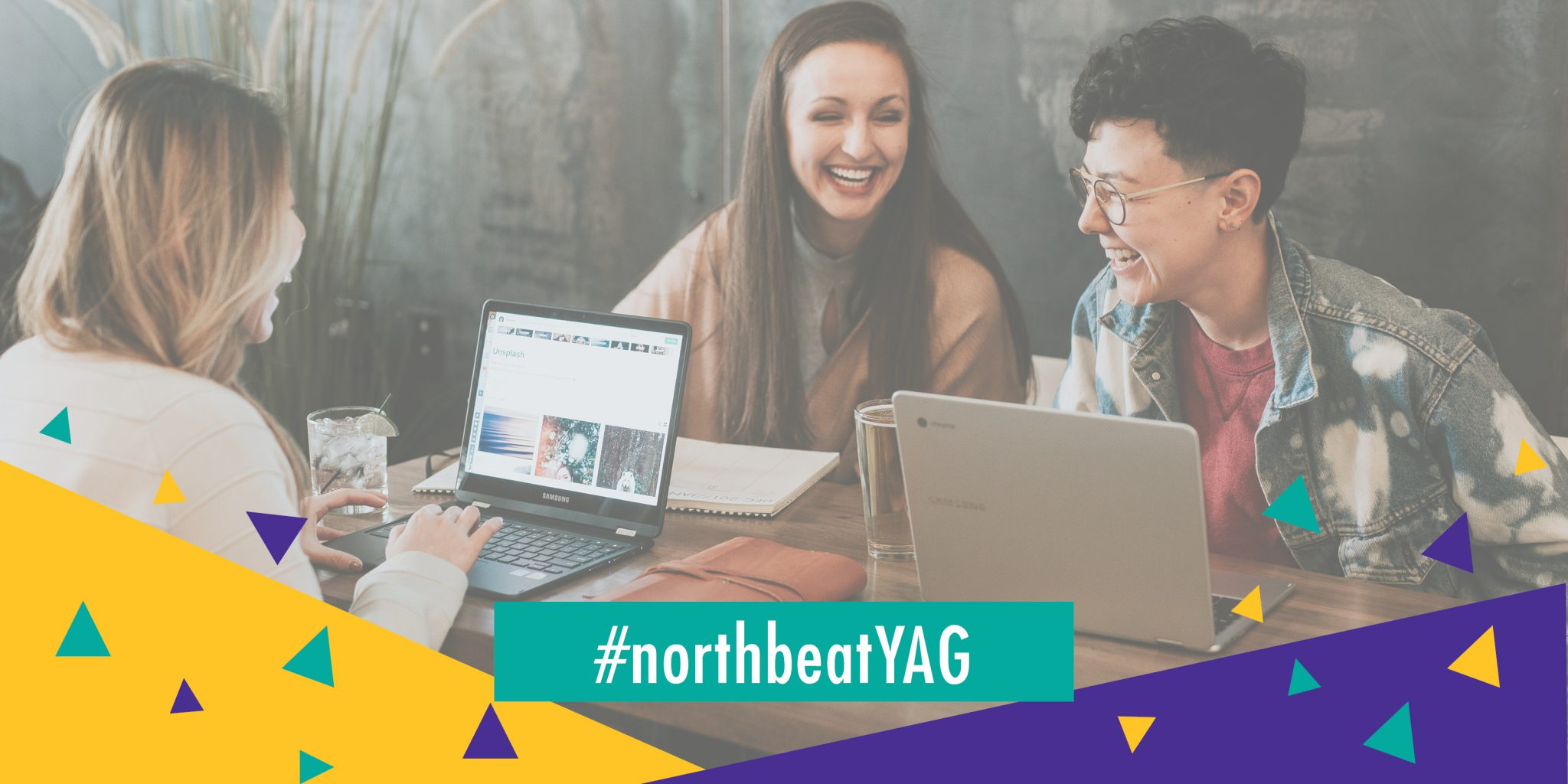 NorthBEAT Youth Advisory Group Recruitment 2018 - #northbeatYAG