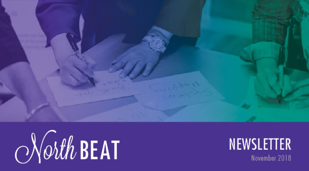 NorthBEAT Collaborative Newsletter: November 2018